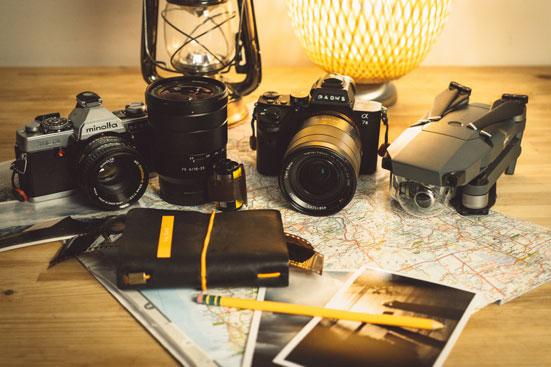 derechos de fotografía