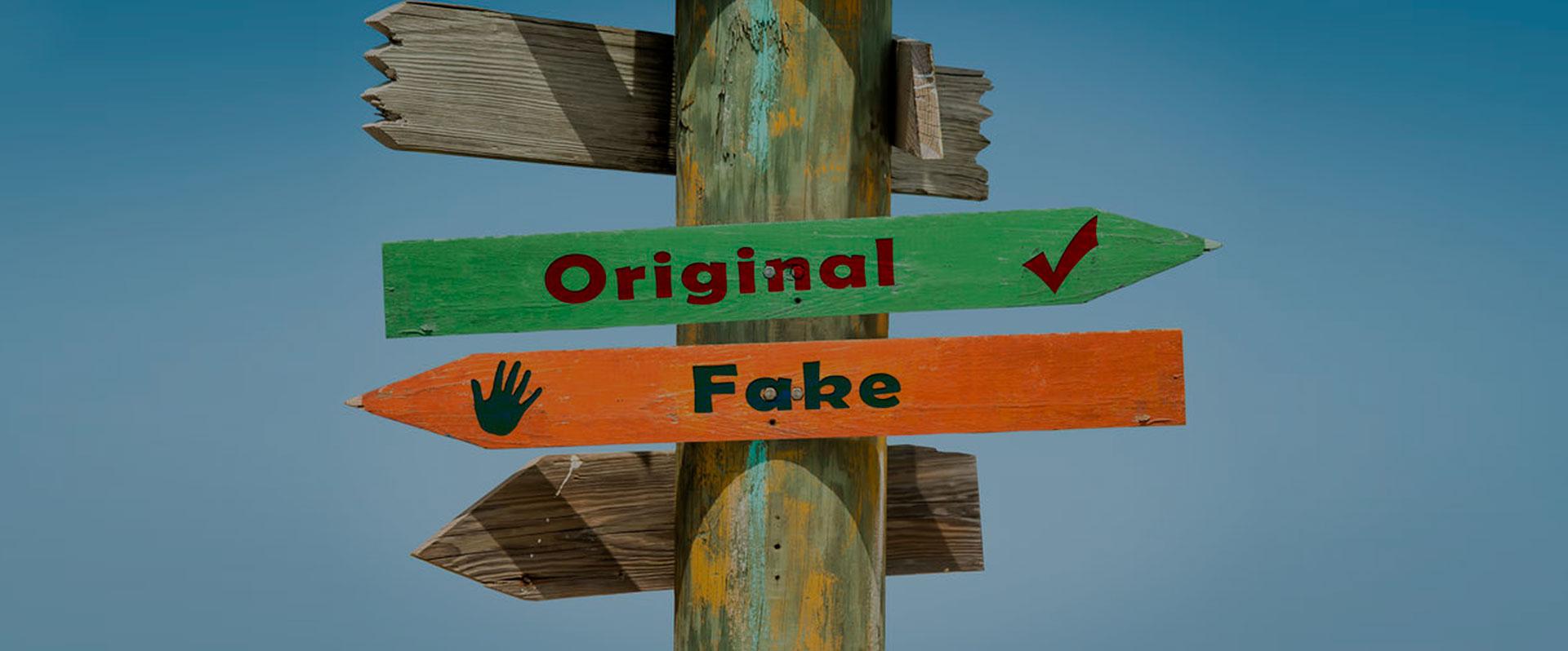 Expertos en falsificaciones y usurpación de marcas